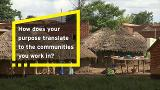 EY - How does your purpose translate to the communities you work in?