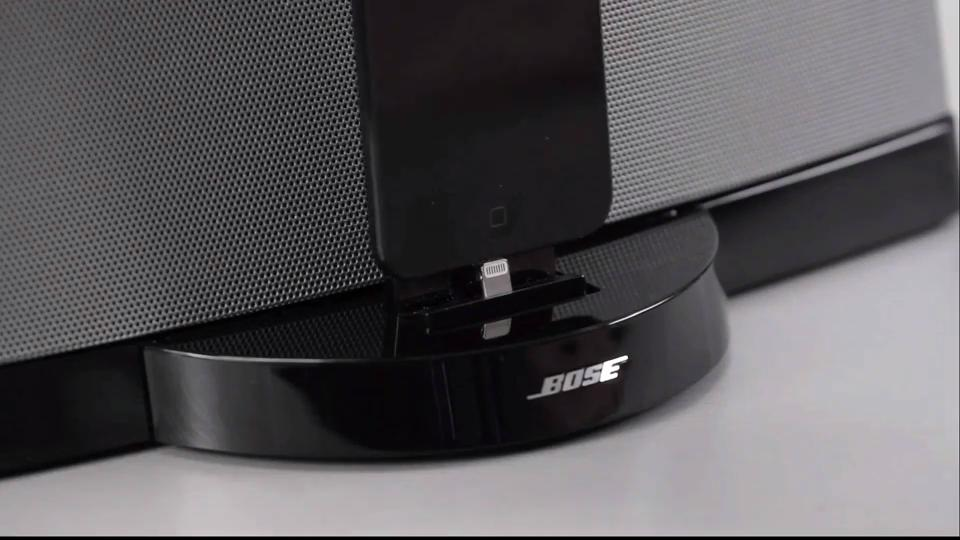 SoundDock® Series III digital music system