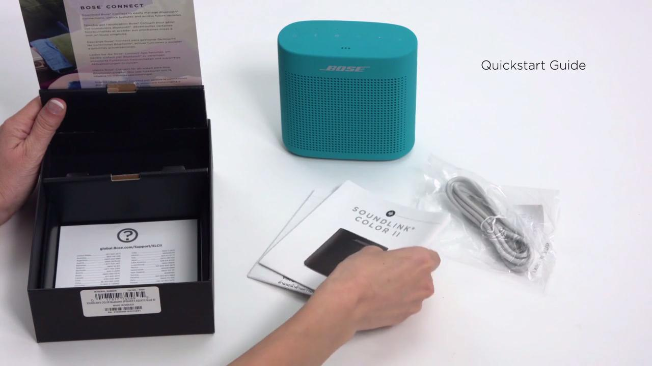 Soundlink Color Bluetooth Speaker Ii Bose Product Support Link Cable Wiring Diagram