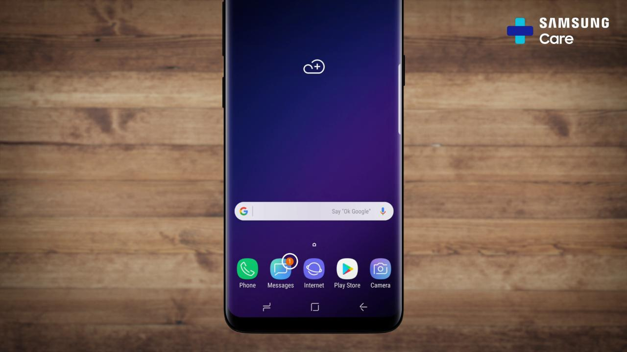 Samsung Galaxy S9|S9+ - Troubleshooting App Notifications