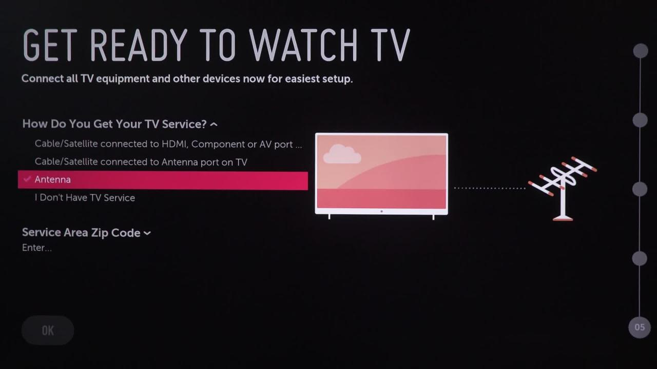 Lg Video Tutorials How To Setup Your Smart Tv With Webos 2016 Cross Over Cable Diagram Zc Hardware Break Down Pinterest 30 Usa