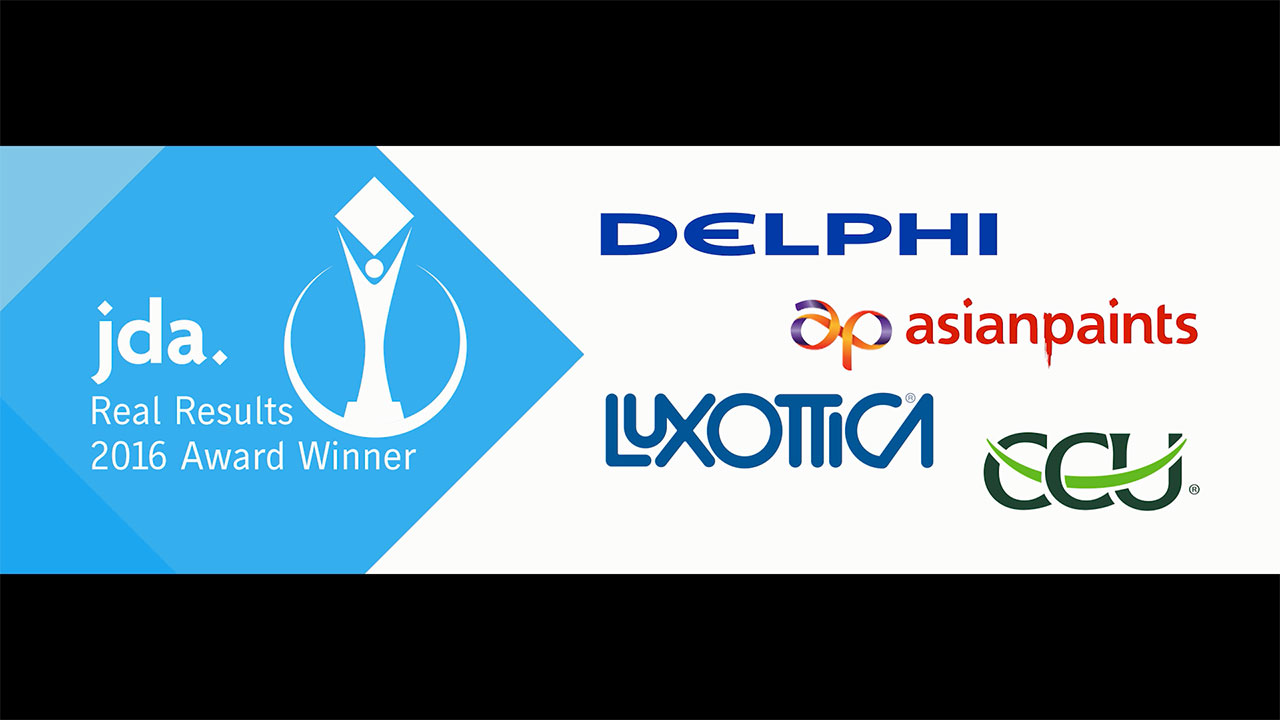 Asian Paints, CCU, Delphi and Luxottica – Regional Award Winners