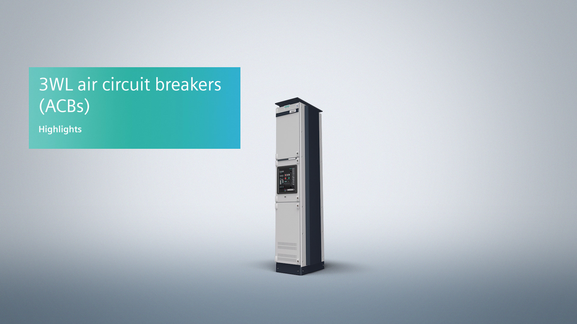Captivating Air Circuit Breakers   SENTRON Protection Devices   Siemens Global Website