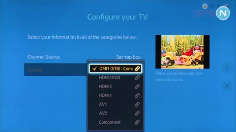 How to setup Top Box on TV? | Samsung Support HK_EN
