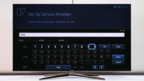 Universal Remote Setup: Cable Box (STB) - 2014 Smart LED TV