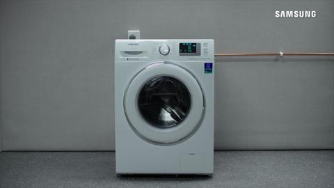 How to resolve 4E or 5E codes on your Samsung Washing Machine