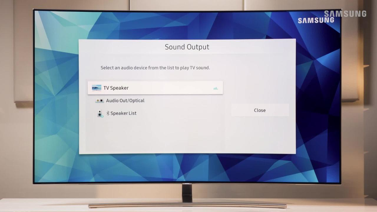Sound+: One Body Soundbar: Connecting to Your TV via