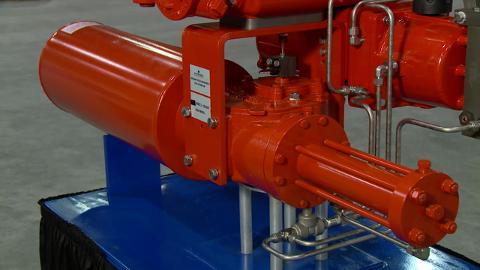 Bettis Eho Electro Hydraulic Operator Actuator Bettis
