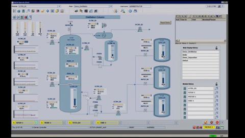 Deltav Virtual Studio Part 1 Process Control