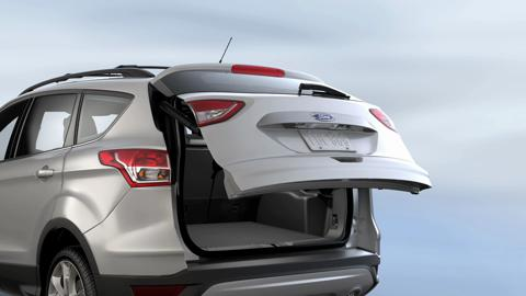 Power liftgate: Release | Vehicle Features Video | Official Ford