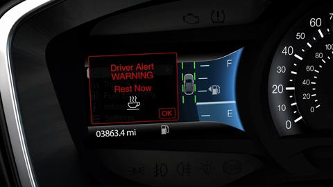 Driver alert system | Vehicle Features Video | Official Ford Owner Site