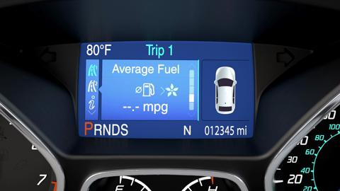 Trip Computer And Message Center How To Video Official Ford Owner Site