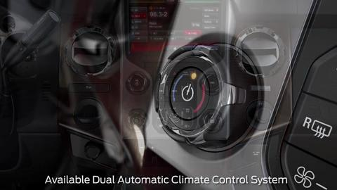 Climate controls – dual-zone – Super Duty | How-to Video | Official