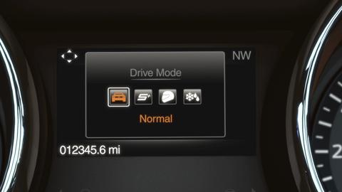 Selectable driving modes | How-to Video | Official Ford Owner Site