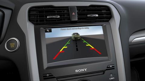 Rearview Camera Vehicle Features Video Official Ford