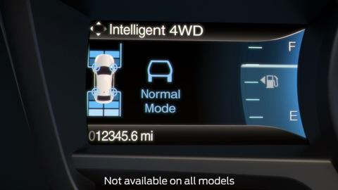 Intelligent AWD / 4WD | How-to Video | Official Ford Owner Site