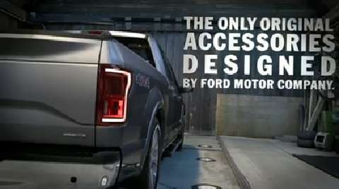 Bed Divider | The Official Site for Ford Accessories