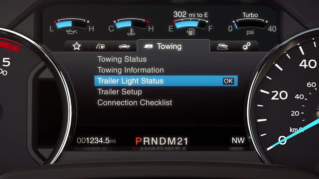 Smart Trailer Tow Connector | How-to Video | Official Ford