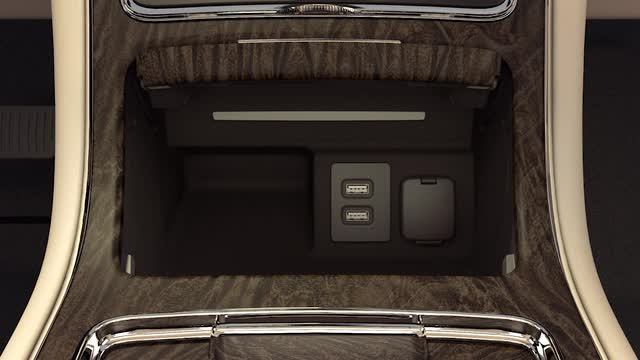CD Player Location and Operation | Vehicle Features Video