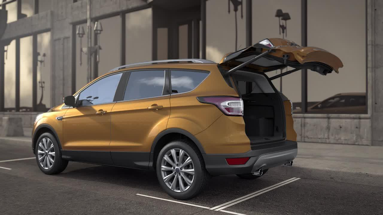 Hands-Free Liftgate | Ford How-to Video | Official Ford