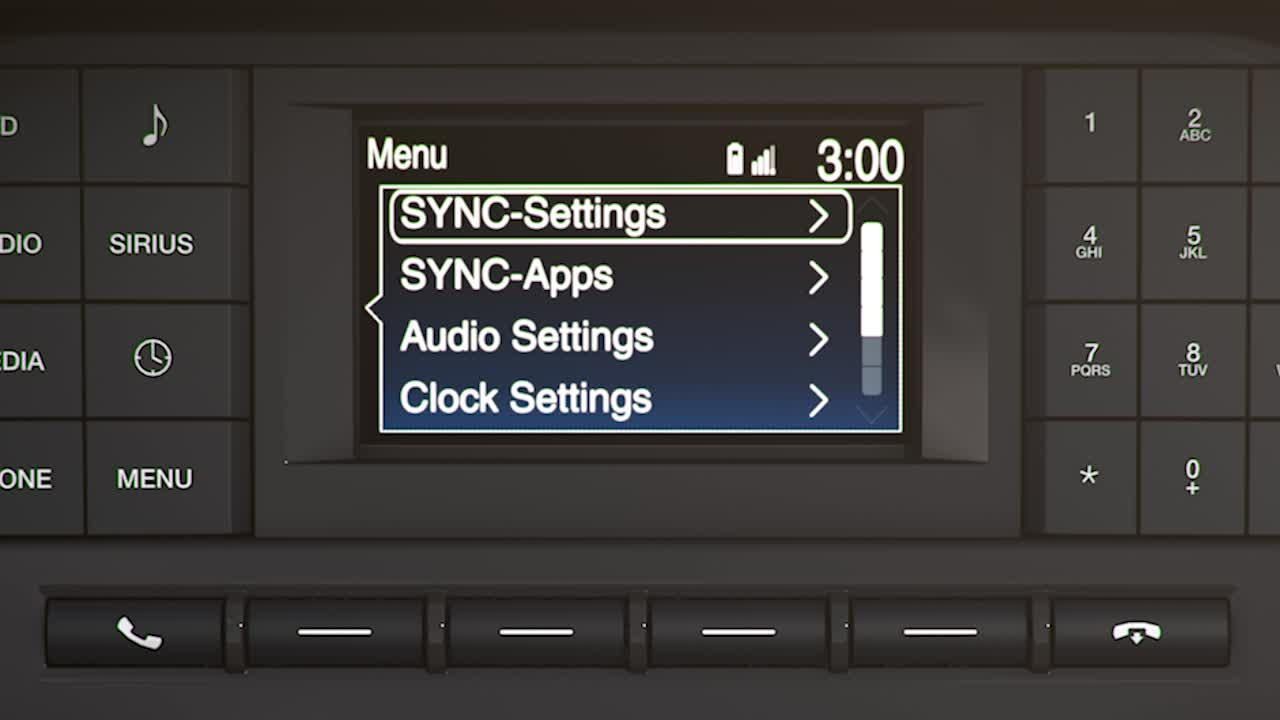SYNC AppLink Overview| Official Ford Owner Site