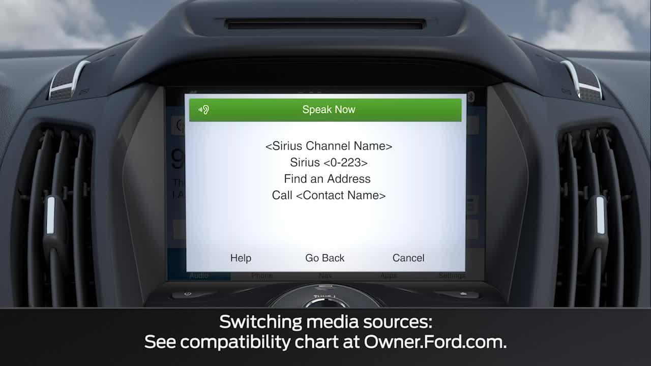 Getting Started With Sync 3 Official Ford Owner Site F250 7 3l Wiring Diagram Blower