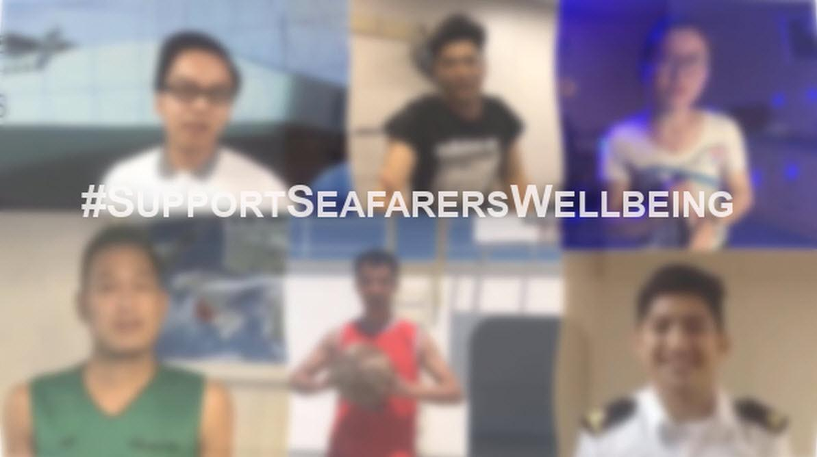 Seafarers' wellbeing - seafarers share their tips on dealing with life at sea