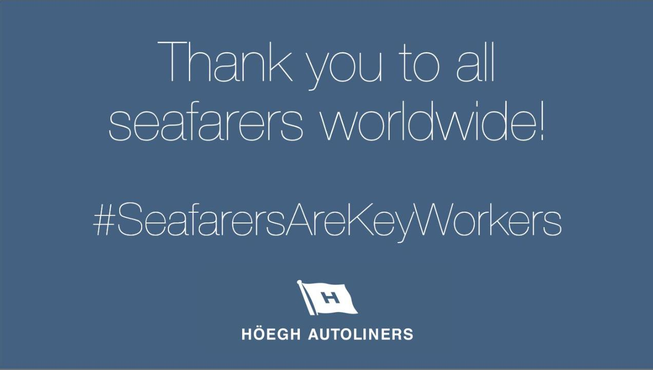 Day of the Seafarer: A message of appreciation from our shore-based employees, Video