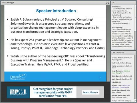 ProjectManagement com - How to be a Business Transformation Leader