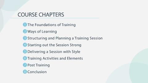 SAGE Video - Introduction: Training the Trainer