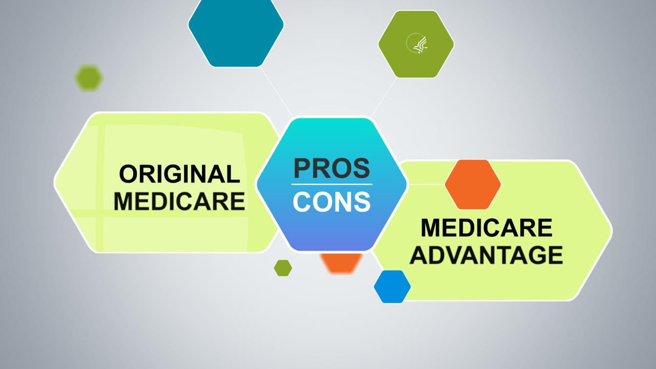 Best option original medicare or medicare advantage
