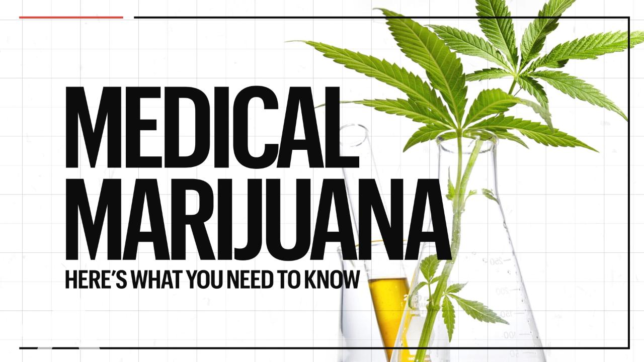 What Is Medical Marijuana and Facts You Need to Know
