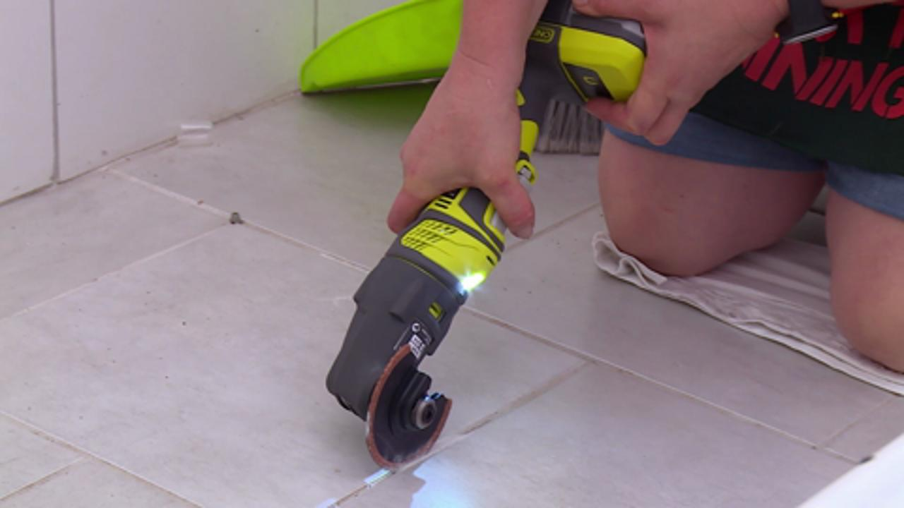 How To Remove Grout Bunnings Warehouse