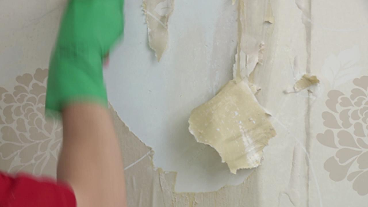 How To Remove Wallpaper Bunnings Warehouse