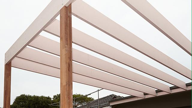How To Build A Pergola Bunnings Warehouse