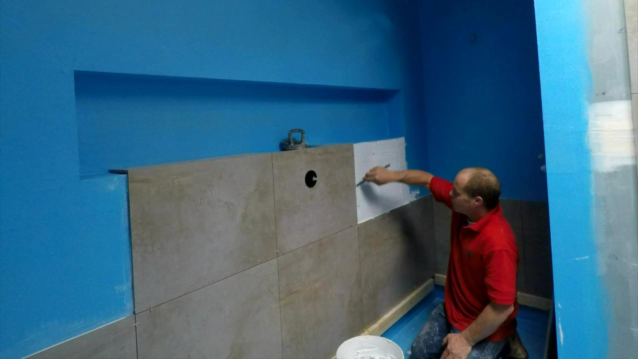 How To Build A DIY Contemporary Ensuite | Video | Bunnings Warehouse