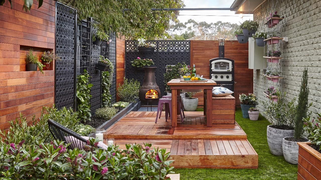 How to create an outdoor entertaining area bunnings warehouse