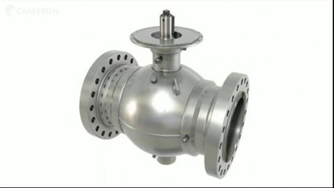 T31 Fully welded Ball Valve