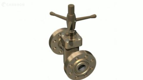 DEMCO Series DT and DB Gate Valves: Operation