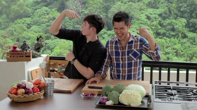 Ep 1 - Chap Chye | Family Kitchen with Sherson Web Series