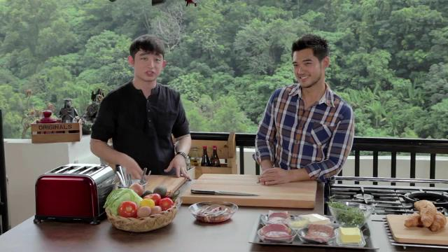 Ep 3   Sandwich | Family Kitchen With Sherson Web Series