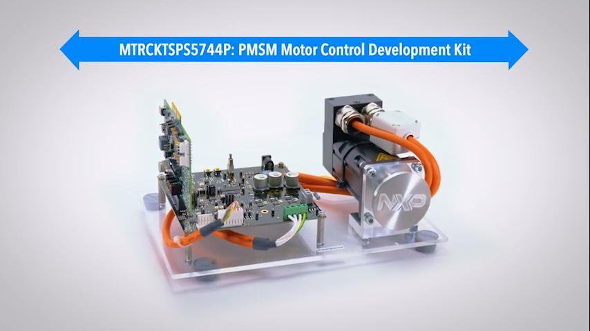 MPC5744P Motor Control Kit