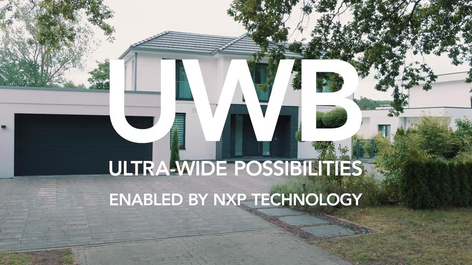 VW with NXP Show the Power of UWB for Future Cars