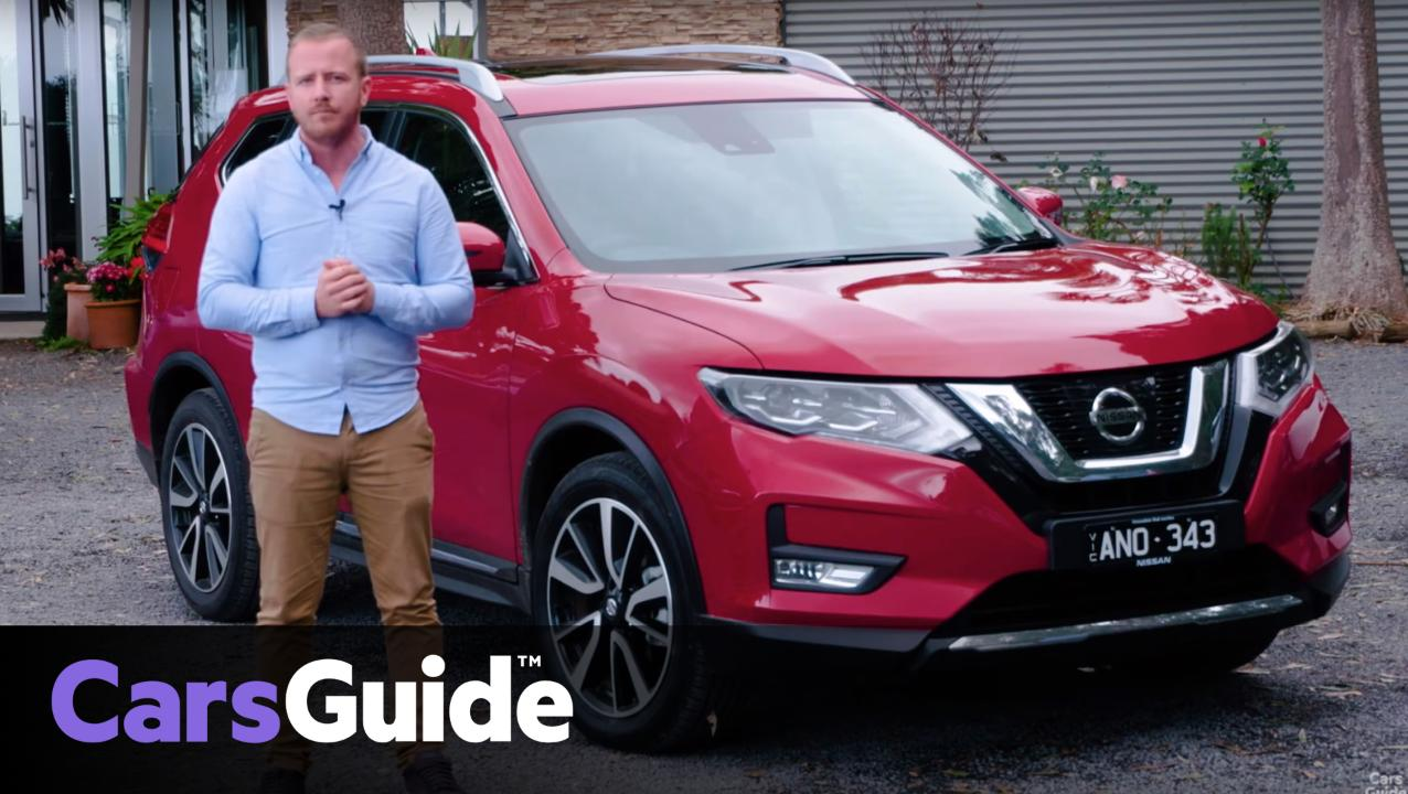 Nissan x trail 2017 review carsguide