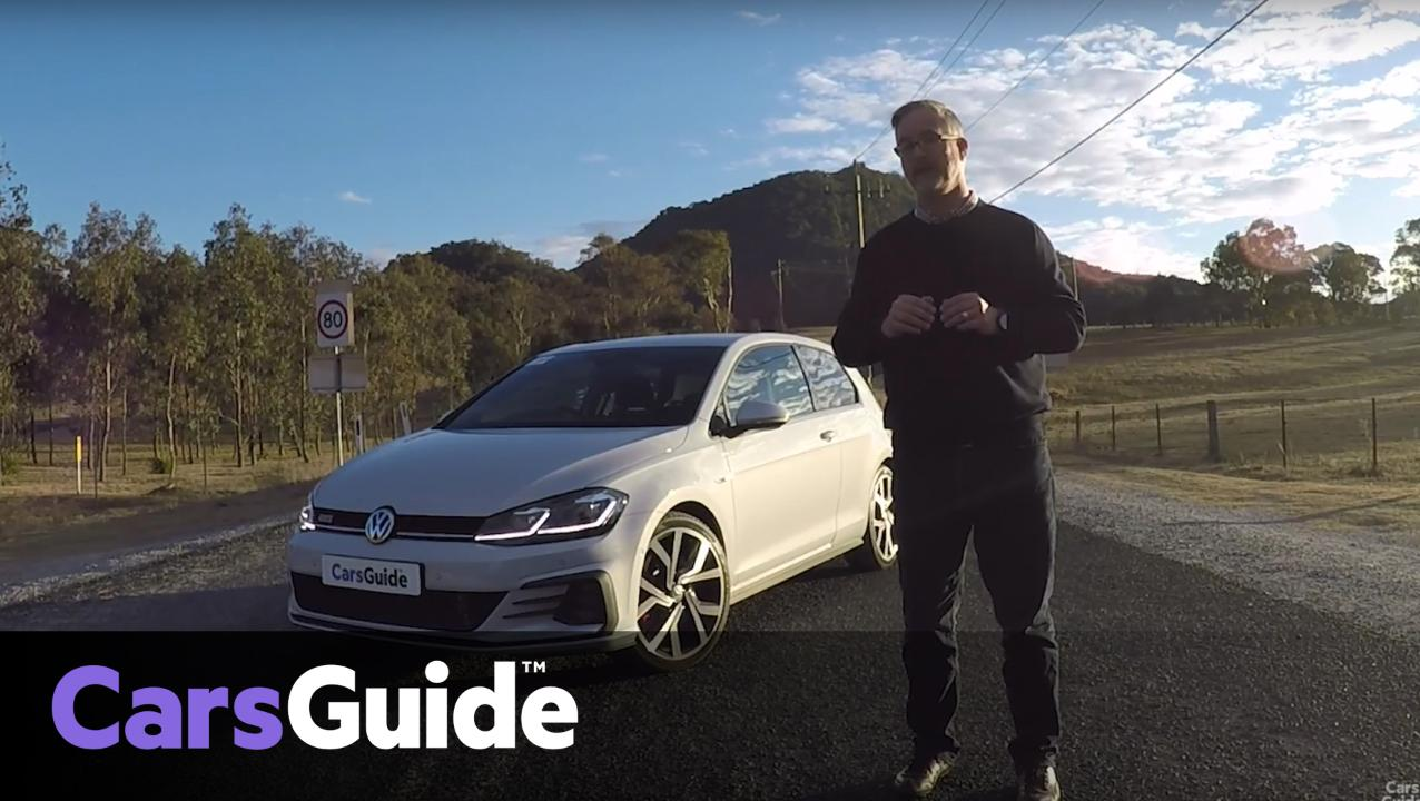 Volkswagen Golf GTI 2017 review | CarsGuide
