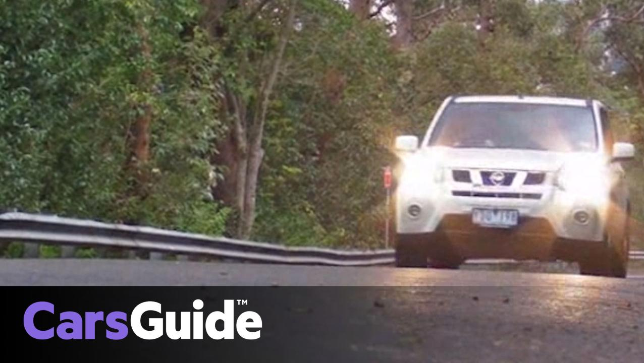 Used Nissan X-Trail review: 2007-2009   CarsGuide