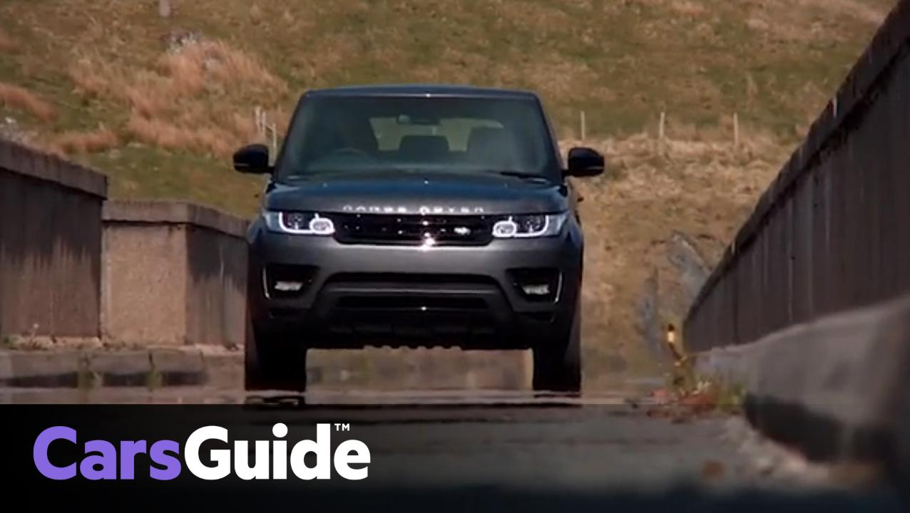 Land Rover Range Sport 2014 Review Carsguide Transmissions