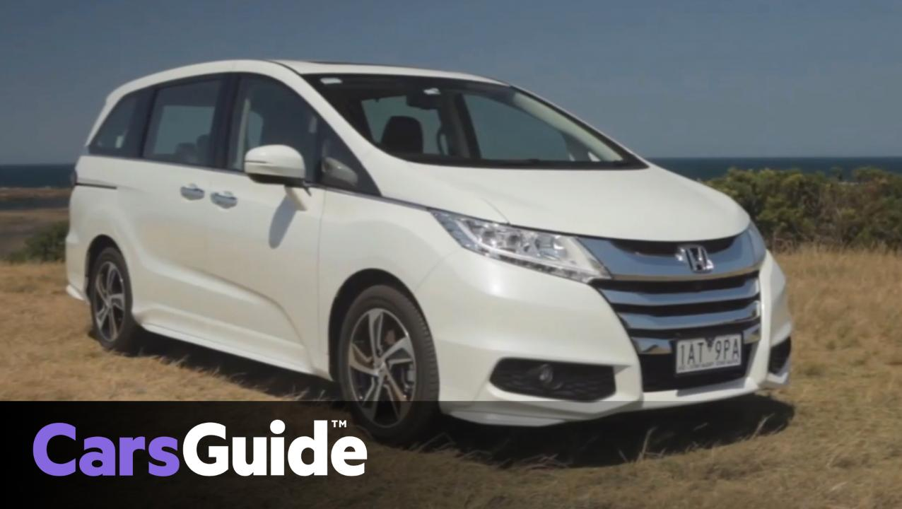 2014 Honda Odyssey New Car Sales Price Car News Carsguide