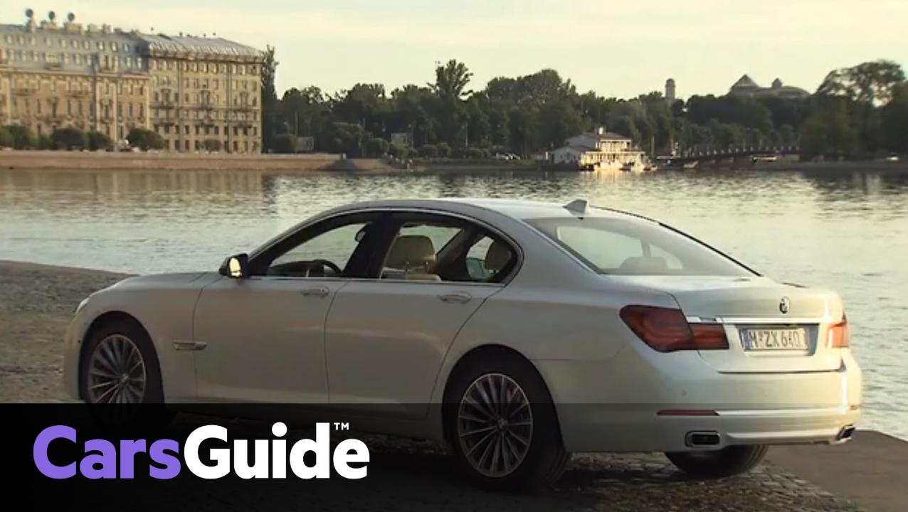 Bmw 7 Series 2013 Review Carsguide 2011 740li
