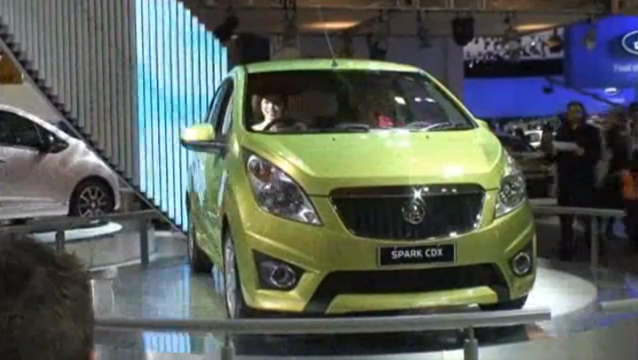Holden Barina Spark 2010 review | CarsGuide